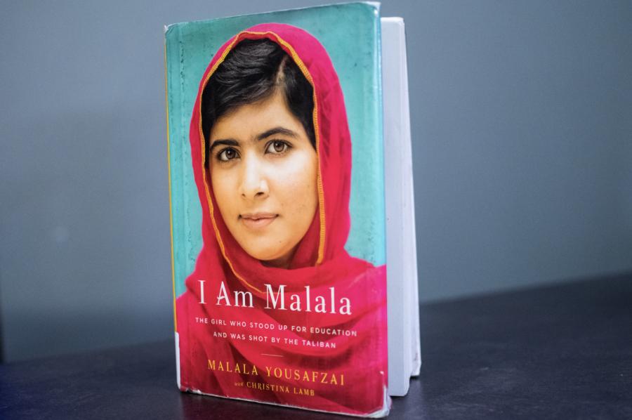 I Am Malala by Christina Lamb and Malala Yousafzai was released in 2013.