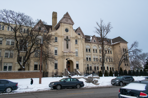 The Milwaukee Rescue Mission is located on 830 N 19th St.