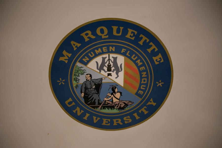 Marquette University's seal redesign nearing final drafts