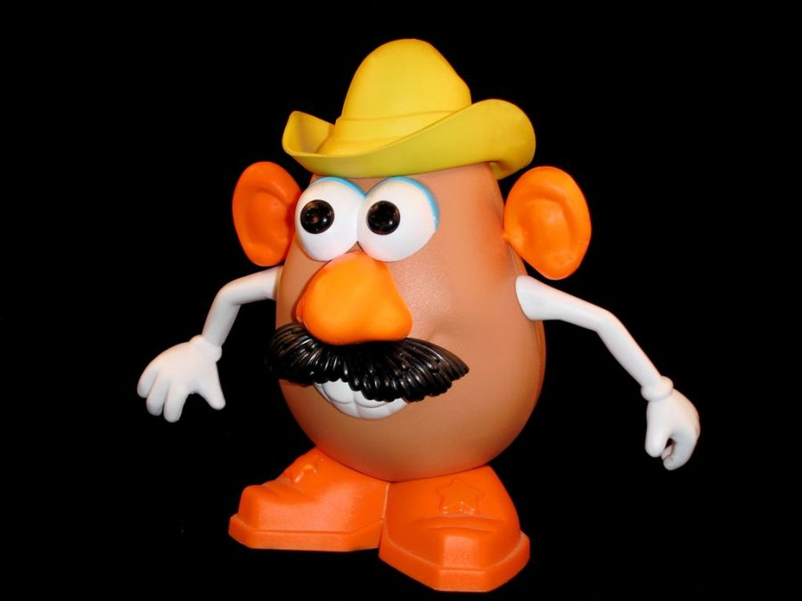 Figures like Mr. Potato Head have become part of the