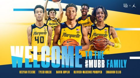 Five new additions to Marquette