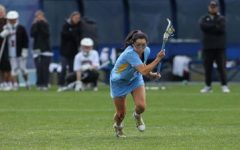 The Marquette Womens Lacrosse team won easily on Friday afternoon against Butler (Photo courtesy of Marquette Athletics).
