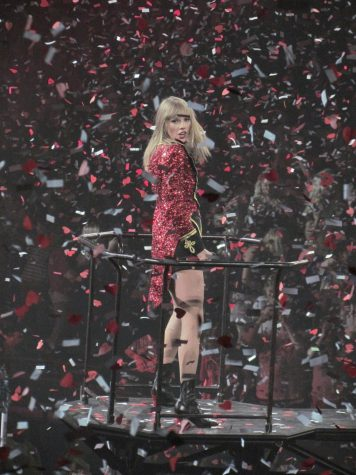 Swift continues the fight for ownership over her music. Photo via Flickr