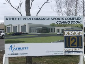 Athlete Performance Sports Complex, based in Mequon, Wisconsin, broke ground in September and held their first workout less than seven months later.
