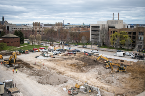 The business building is expected to be completed December 2022.