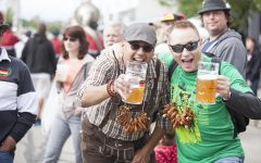 German Fest is held annually at the Summerfest grounds. The celebration has been canceled this summer due to the pandemic. Photo courtesy German Fest Milwaukee.