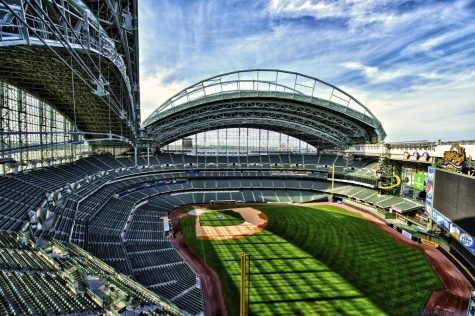 Milwaukee Brewers should follow COVID-19 guidelines when allowing fans into the stadium. Photo via Flickr