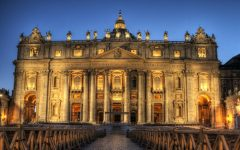The Vatican in Vatican City in Rome, Italy. Photo via Flickr