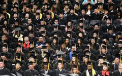 Graduation season is just around the corner. Photo courtesy of the Office of Marketing and Communications