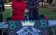BSC posed for a photo at Organization Fest on Sept. 1.