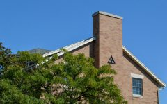 Triangle Fraternity resides on the corner of 15th and Wells Street