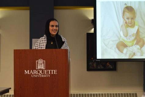 The first Social Justice for Palestine meeting was on Sept. 16