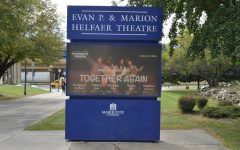 Marquette Theatres theme is Together Again.