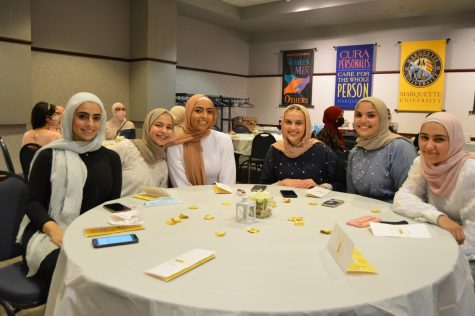 The Muslim student association works to connect students