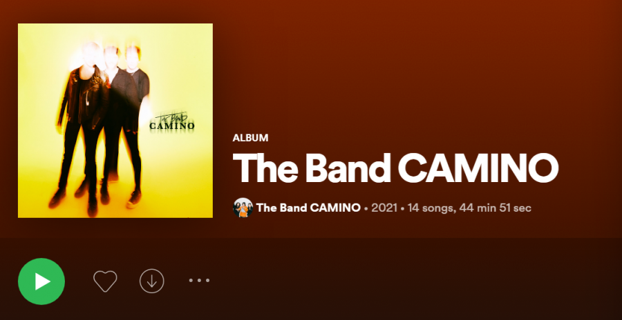 The Band CAMINO debuted on Sept. 10.