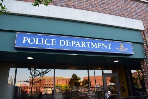Marquette University Police Department sends out safety alerts when it deems there is an ongoing threat to campus.