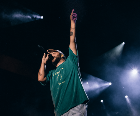 Quinn XCII provides an energetic and appreciative performance at Summerfest on Sept. 9.