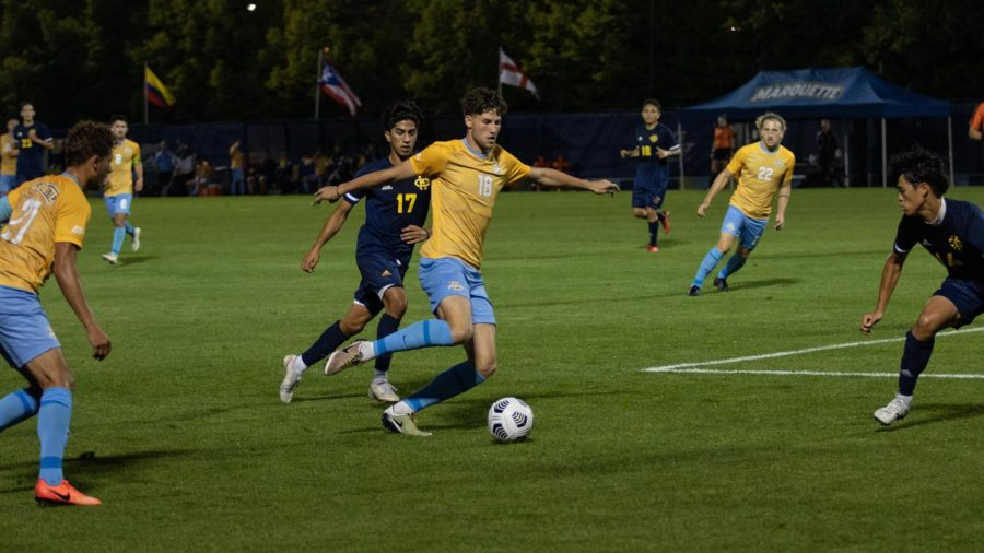 Marquette falls at Butler in double overtime