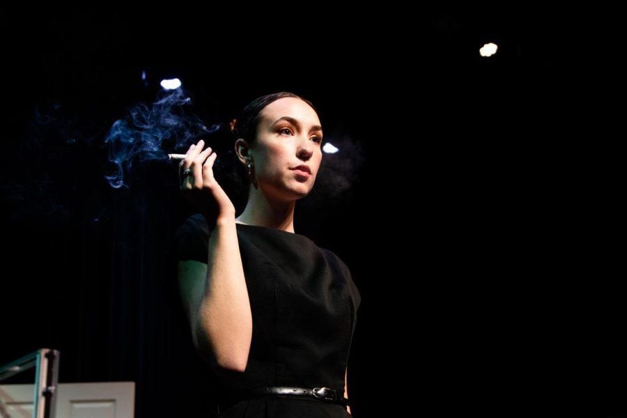 California Suite premiered during October at Helfaer Theatre.