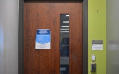 The MIC Speaker Lab is on the fifth floor of Johnston Hall.