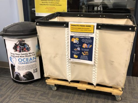 At the Alumni Memorial Union they will be accepting donations for gently used clothing, accessories and school supplies for any students who wish to stop by and donate.