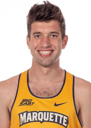 Zak Kindl transfered to Marquette from Washington State this past summer. (Photo courtesy of Marquette Athletics.)