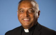 Rev. Nicholas Santos was recently elected to the Marquette Board of Trustees