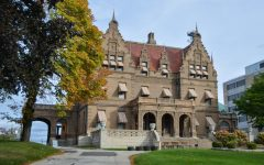 Pabst Mansion hosts candle-lit tours exclusively in late October.